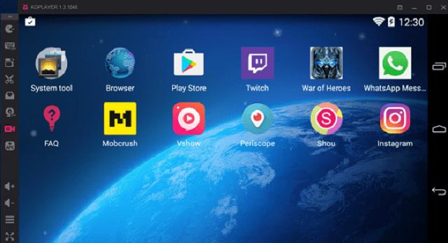 Giả lập Android trên máy tính của bạn