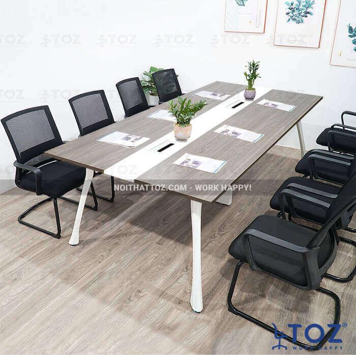 Tiêu chí lựa chọn bộ bàn ghế phòng họp chất lượng cho văn phòng hiện đại