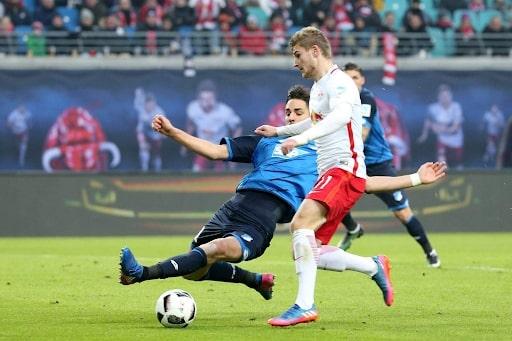 Soi kèo bóng đá Đức trận đấu Leipzig vs Hoffenheim